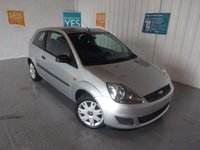 2007 FORD FIESTA 1.2 STYLE CLIMATE 16V 3d 78 BHP £2995.00