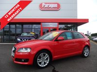USED 2009 09 AUDI A3 1.9 TDI E SPORT 3d 103 BHP A/C,HUGE MPG,12 Months Warranty