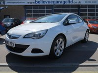 USED 2012 62 VAUXHALL ASTRA 2.0 GTC SPORT CDTI S/S 3d 162 BHP STUNNING LOOKING GTC - BALANCE OF PERFORMANCE AND MPG