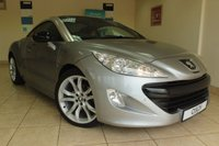 2011 PEUGEOT RCZ 1.6 THP GT 2d 156 BHP 6 SPEED COUPE £8750.00