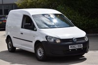 2012 VOLKSWAGEN CADDY