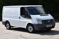 USED 2011 61 FORD TRANSIT 2.2 280 LR 5d 85 BHP SWB FWD LOW ROOF DIESEL MANUAL PANEL VAN  ONE OWNER S/HISTORY SPARE KEY