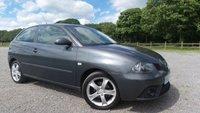 2007 SEAT IBIZA 1.4 SPORT 16V 3d 85 BHP £1250.00