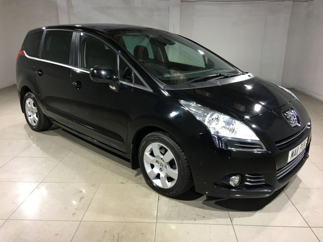 View our 2011 11 PEUGEOT 5008 1.6 HDI ENVY 5d 112 BHP