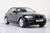 2008 BMW 1 SERIES 2.0 120D SE 2dr Coupe £6790.00