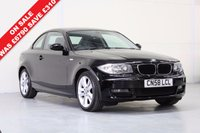 USED 2008 58 BMW 1 SERIES 2.0 120D SE 2dr Coupe