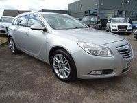 USED 2009 09 VAUXHALL INSIGNIA 2.0 EXCLUSIV CDTI 5d 160 BHP 1 PREVIOUS OWNER 8 SERVICE STAMPS SERVICED AT 7063M 15545M 24176M 28004M 36932M 46112M 52372M 59130M HPI CLEAR 2 KEYS MOT CURRENTLY OCTOBER 2017  With contrasting grey trim air conditioning radio stereo 6 sod gearbox multifunction steering wheel blue telephone prep auto lights rear child isofix centre arm rest chrome pack manual pack headlamp aim adjust rear folding seats tilt wheel adjustment multispoje alloy wheels chrome front grill front and rear fogs