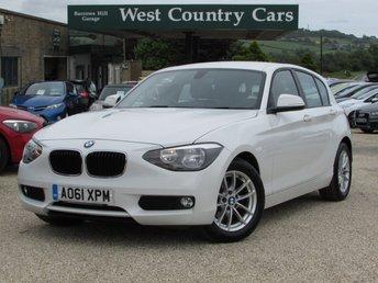 2012 BMW 1 SERIES 2.0 116D SE 5d 114 BHP £10000.00