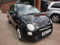 USED 2010 60 FIAT 500 1.2 SPORT 3 DOOR 69 BHP ONLY 21000 MILES IN BLACK APPROVED CARS ARE PLEASED TO OFFER THIS  FIAT 500 1.2 SPORT  3 DOOR 69 BHP WITH ONLY 21000 MILES IN BLACK THIS CAR IS IN STUNNING CONDITION INSIDE AND OUT WITH A FULL LEATHER INTERIOR AND A FULL FIAT SERVICE HISTORY A GREAT CAR IN GREAT CONDITION WITH LOTS OF EXTRAS AND SUPER LOW MILEAGE.