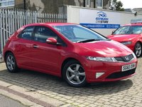 USED 2010 60 HONDA CIVIC 1.3 I-VTEC SI 5d 98 BHP