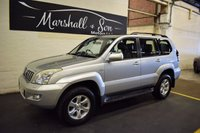 USED 2006 06 TOYOTA LAND CRUISER 3.0 LC5 8-SEATS D-4D 5d AUTO 164 BHP