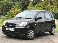 USED 2005 05 KIA PICANTO 1.1 LX 5d AUTO 65 BHP