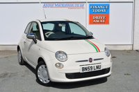 USED 2010 59 FIAT 500 1.2 POP 3d 69 BHP IDEAL FIRST CAR WITH LOW TAX AND LOW INSURANCE GROUP