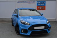 USED 2016 16 FORD FOCUS FOCUS RS RECARO SHELL SEATS+LUX PACK
