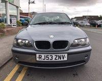 USED 2003 53 BMW 3 SERIES 1.8 316I SE 4d 114 BHP