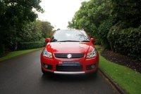 USED 2007 57 SUZUKI SX4 1.6 GLX 5d AUTO 106 BHP