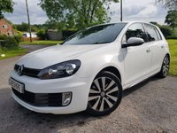USED 2011 11 VOLKSWAGEN GOLF 2.0 GTD TDI 5d 170 BHP FULL LEATHER & HISTORY