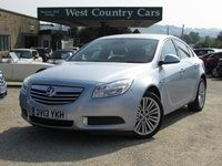 USED 2013 13 VAUXHALL INSIGNIA 2.0 SE NAV CDTI 5d 157 BHP Spacious & Practical Family Hatchback