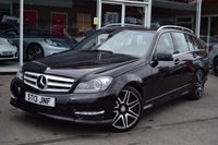 USED 2013 13 MERCEDES-BENZ C CLASS 2.1 C250 CDI BLUEEFFICIENCY AMG SPORT PLUS 5d AUTO 202 BHP