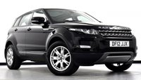 USED 2012 12 LAND ROVER RANGE ROVER EVOQUE 2.2 SD4 Pure 4x4 5dr Auto Pan Roof, Heated Leather, DAB