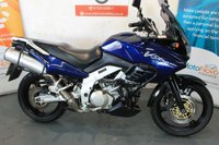 USED 2003 03 SUZUKI V-STROM 1000 DL  A low mileage stunner with some great added extras. A real credit to its former owners !
