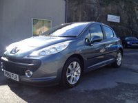 USED 2006 56 PEUGEOT 207 1.6 SPORT 5d 108 BHP **1 OWNER FROM NEW**F.S.H**LOW MILES**5 DOOR**