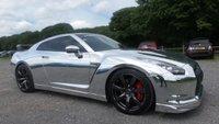 2009 NISSAN GT-R 3.8 BLACK EDITION 2d AUTO 628 BHP £40000.00