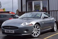 USED 2006 06 JAGUAR XK 4.2 COUPE 2d AUTO 294 BHP STUNNING EXAMPLE
