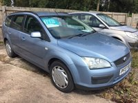 USED 2007 07 FORD FOCUS 1.6 LX 5d 100 BHP