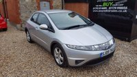 USED 2009 09 HONDA CIVIC 2.2 SE I-CTDI 5d 139 BHP