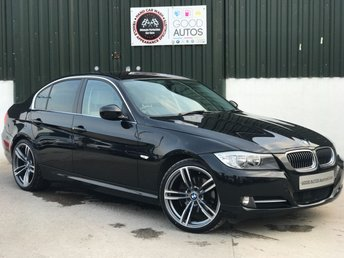 2011 BMW 3 SERIES 2.0 320D EXCLUSIVE EDITION 4d AUTO 181 BHP £9995.00