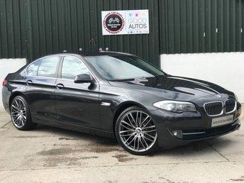 2010 BMW 5 SERIES 3.0 530D SE 4d AUTO 242 BHP £SOLD