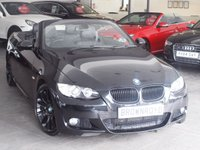 "USED 2010 10 BMW 3 SERIES 2.0 320I M SPORT HIGHLINE 2d 168 BHP LEATHER+19"" ALLOYS+XENONS+FSH"