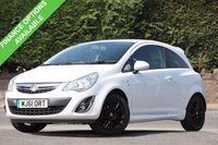 USED 2011 61 VAUXHALL CORSA 1.2 SXI A/C 3d 83 BHP JUST ARRIVED IN STOCK