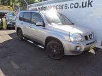 USED 2008 58 NISSAN X-TRAIL 2.0 AVENTURA EXPLORER DCI 5d AUTO 148 BHP Bluetooth+Navigation+Leather+Full History