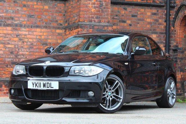 2011 11 BMW 1 SERIES 2.0 120d M Sport 2dr