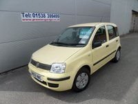 2009 FIAT PANDA 1.1 ACTIVE ECO 5d 54 BHP CHEAP TAX, LOW INSURANCE GROUP  £2595.00