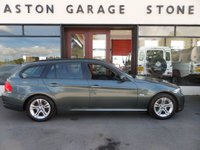 USED 2011 11 BMW 3 SERIES 2.0 320D ES TOURING 5d 181 BHP ** BLUETOOTH * AIR CON **