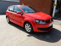USED 2011 11 VOLKSWAGEN POLO 1.2 SE 5d 60 BHP FULL HISTORY,NICE LOW MILES,TWO KEYS