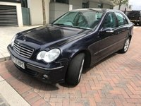 2005 MERCEDES-BENZ C CLASS 1.8 C180 KOMPRESSOR AVANTGARDE SE 4d AUTO 141 BHP £SOLD