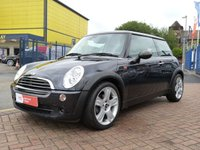 2005 MINI HATCH ONE 1.6 ONE 3d AUTO  £SOLD
