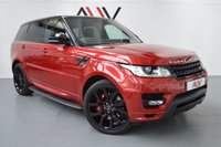 USED 2014 63 LAND ROVER RANGE ROVER SPORT 4.4 AUTOBIOGRAPHY DYNAMIC 5d AUTO 339 BHP