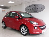 USED 2014 14 VAUXHALL ADAM 1.2 JAM 3d 69 BHP Don't Miss This! Just 1 Owner At A Fabulous Price!