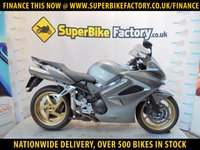 USED 2012 12 HONDA VFR800F  GOOD & BAD CREDIT ACCEPTED, OVER 500+ BIKES