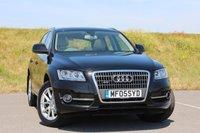 2009 AUDI Q5 2.0 TDI QUATTRO SE 5d AUTO 170 BHP £13950.00