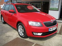 USED 2013 63 SKODA OCTAVIA 2.0 SE TDI CR 5d 150 BHP ESTATE 4X4