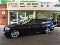 USED 2012 62 BMW 5 SERIES 2.0 520D M SPORT TOURING 5d AUTO 181 BHP BMW 5 SERIES 2.0 520D M SPORT TOURING 5d AUTO 181 BHP