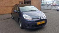 USED 2008 58 CITROEN C4 PICASSO 1.6 VTR PLUS HDI 5STR 5d 108 BHP