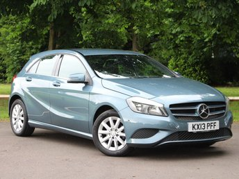 2013 MERCEDES-BENZ A CLASS 1.5 A180 CDI BLUEEFFICIENCY SE 5d 109 BHP £11495.00