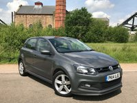 USED 2014 14 VOLKSWAGEN POLO 1.2 R-LINE STYLE AC 5d 60 BHP Polo R-Line!